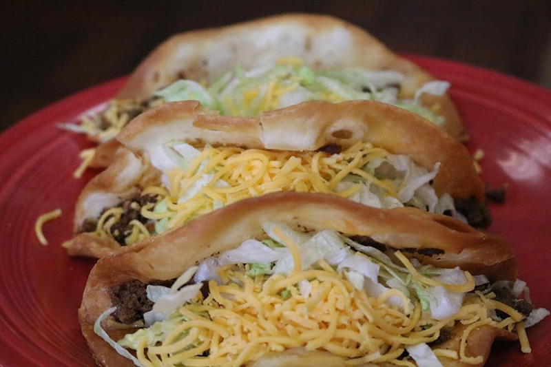 Taco House Tacos