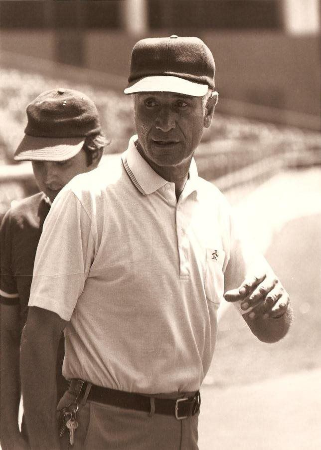 Coach Gaetano