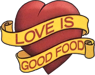 Love is Good Food