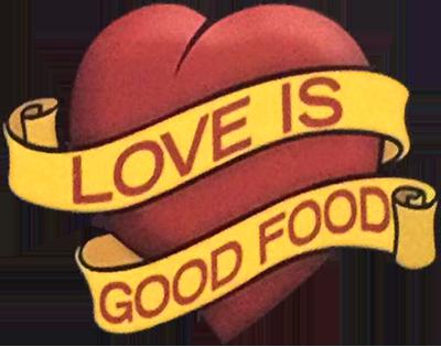 Love is Good Food