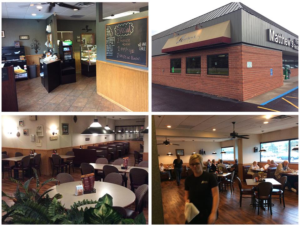 Matthews Restaurant