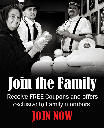 Join the Tomasino's Family